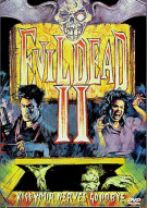 Evil Dead II: Limited Edition Tin Movie