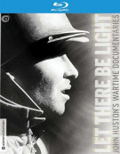 Let There Be Light: John Hustons Wartime Documentaries Blu-ray