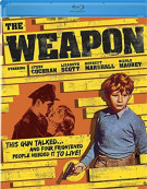 Weapon, The Blu-ray