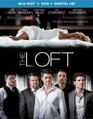 Loft, The (Blu-ray + DVD + UltraViolet) Blu-ray