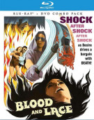 Blood And Lace (Blu-ray + DVD Combo) Blu-ray