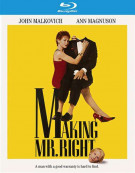 Making Mr. Right Blu-ray