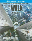 Walk, The (Blu-ray + Blu-ray 3D + UltraViolet) Blu-ray