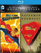DCU: All-star Superman / Superman Doomsday (Double Feature) Blu-ray