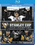 Nhl: 2016 Stanley Cup Champions (Blu-Ray + DVD) Blu-ray