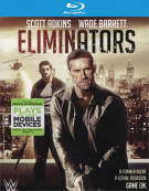 Eliminators (Blu-ray + UltraViolet) Blu-ray