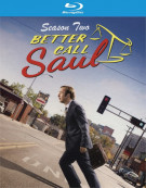 Better Call Saul: Season Two Blu-ray