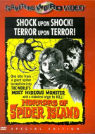 Horrors Of Spider Island Movie