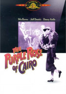 Purple Rose Of Cairo, The Movie
