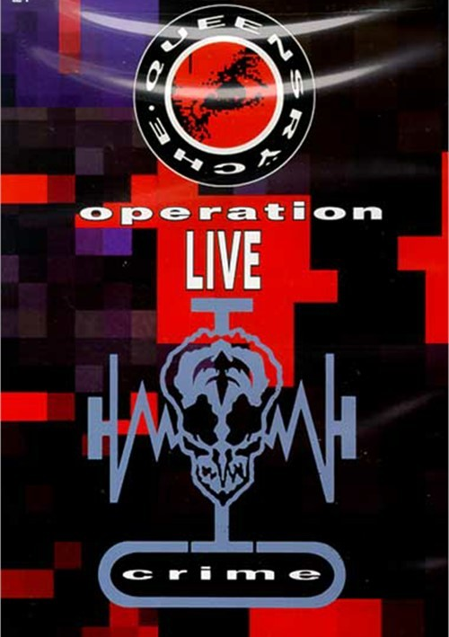 Queensryche: Operation LIVEcrime Movie