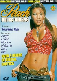 Peach Ultra Vixens: Teanna Kai Movie