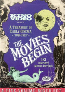 Movies Begin, The: A Treasury Of Early Cinema 1894-1913 Movie