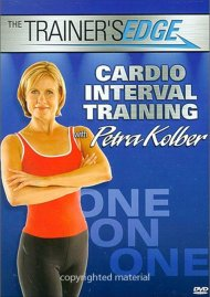 Trainers Edge, The: Cardio Interval Training Movie
