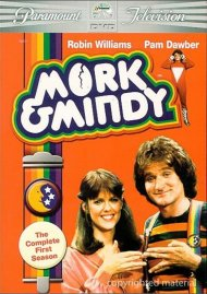 Mork & Mindy: The Complete First Season Movie