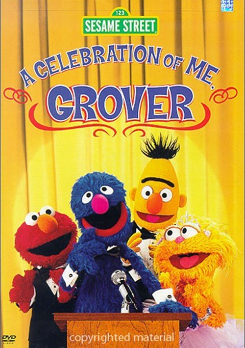Sesame Street: A Celebration Of Me - Grover Movie