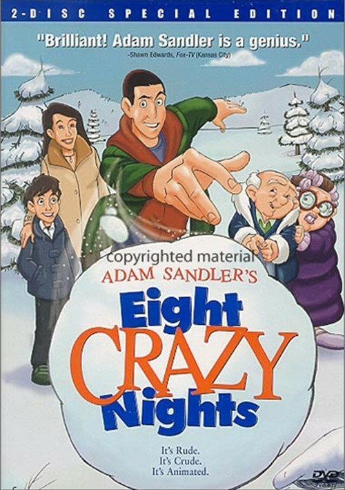Eight Crazy Nights: 2 Disc Special Edition Movie