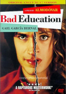 Bad Education (NC-17 Version) Movie