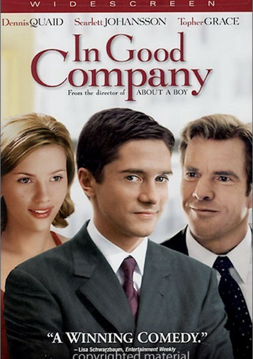 In Good Company / Wimbledon (2-Pack) Movie