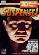 Suspense!: 20 Movie Pack Movie