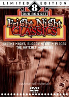 Fright Night Classics: Limited Edition 8 DVD Box Set Movie