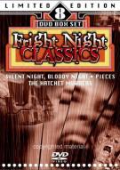 Fright Night Classics: Limited Edition 8 DVD Box Set Movie