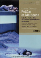 Claude Debussy: Pelleas Et Melisande - Welser-Mos Movie