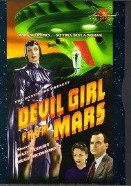Devil Girl From Mars Movie