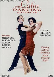 Latin Dancing Advanced With Teresa Mason Movie