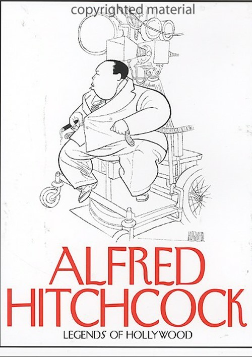 Legends Of Hollywood: Alfred Hitchcock Movie