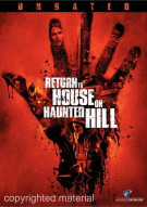 Return To House On Haunted Hill (Unrated) Movie