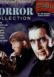 Horror Classics: 250 Movie Pack Movie