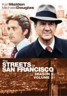 Streets Of San Francisco, The: Season 2 - Volume 2 Movie