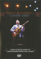Tommy Emmanuel C.G.P.: Center Stage Movie