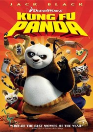 Kung Fu Panda (Fullscreen) Movie