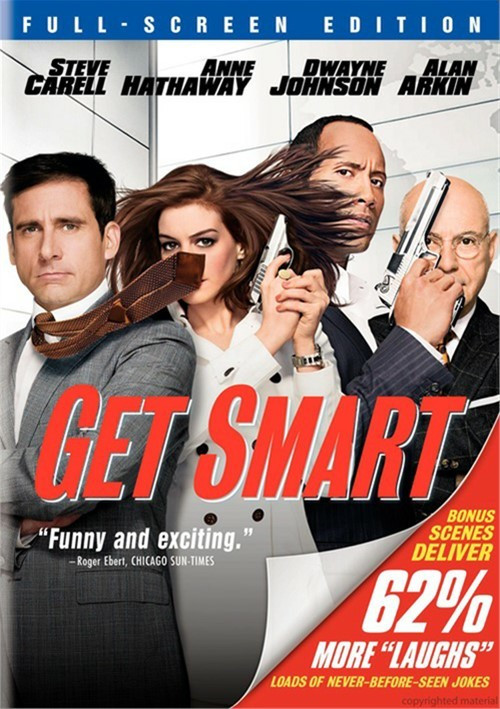 Get Smart (Fullscreen) Movie