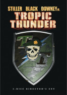 Tropic Thunder: Unrated Directors Cut Movie