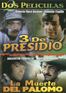 3 De Presidio / La Muerte Del Palomo (Double Feature) Movie