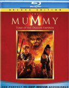 Mummy, The: Tomb Of The Dragon Emperor - Deluxe Edition Blu-ray