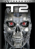 Terminator 2: Judgment Day - Extreme DVD (Lenticular) Movie
