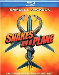 Snakes On A Plane Blu-ray