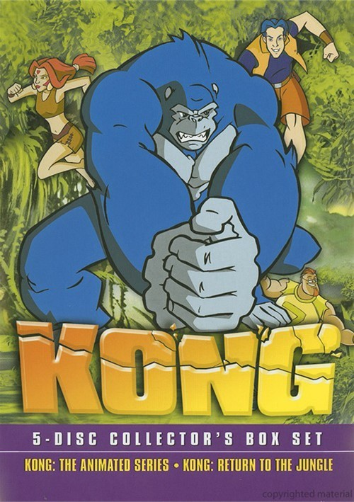 Kong: Collectors Box Set Movie