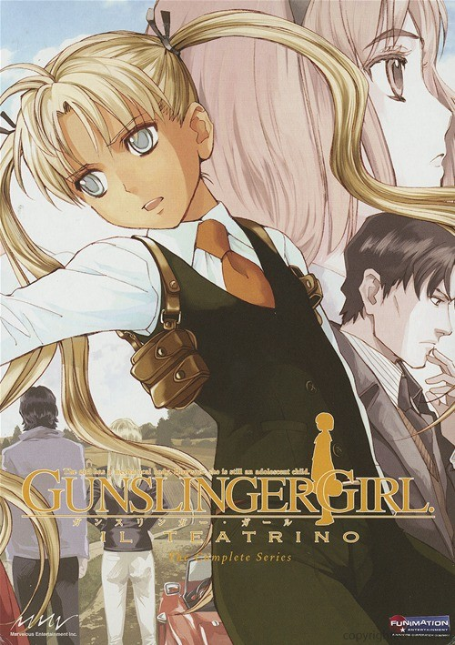 Gunslinger Girl: Il Teatrino - Complete Series Movie
