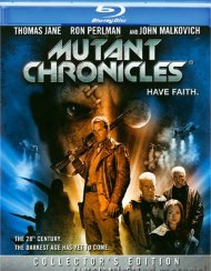 Mutant Chronicles: Directors Cut - Collectors Edition Blu-ray