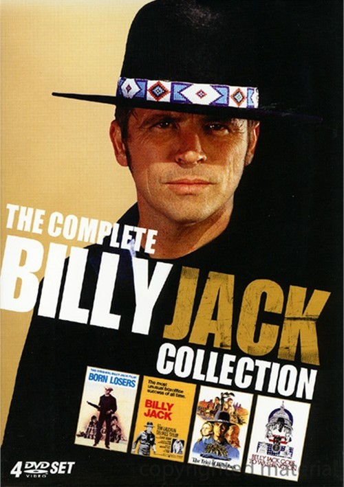 Billy Jack Collection, The Movie