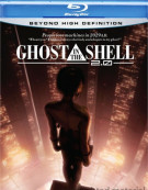 Ghost In The Shell 2.0 Blu-ray