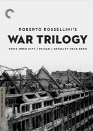 Roberto Rossellinis War Trilogy: The Criterion Collection Movie