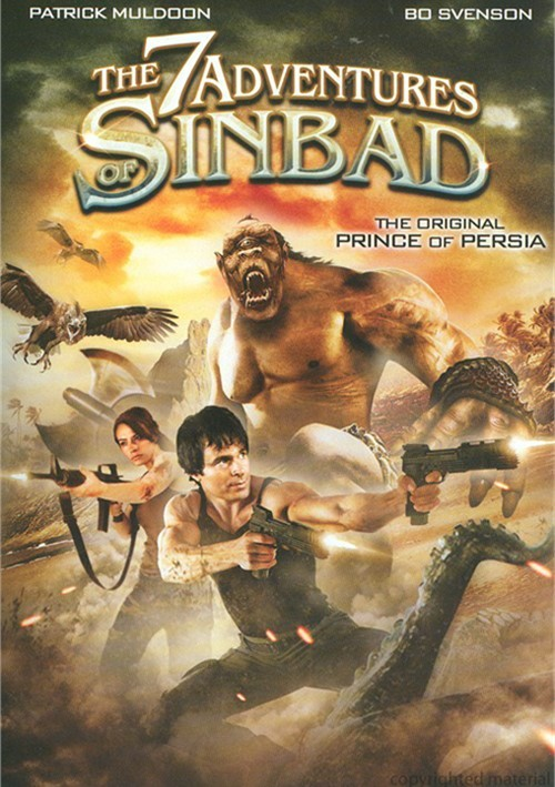 7 Adventures Of Sinbad, The Movie