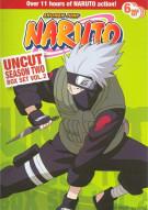 Naruto: Season 2 - Volume 2 (Uncut) Movie