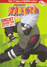 Naruto: Season 2 - Volume 2 (Uncut) Movie
