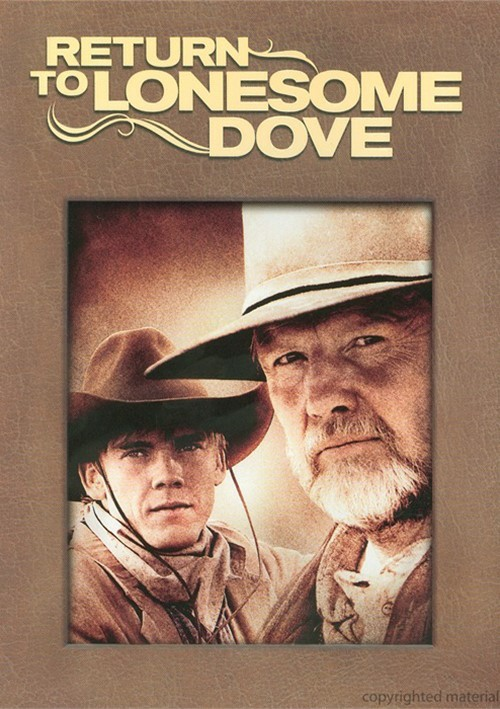 Return To Lonesome Dove Movie
